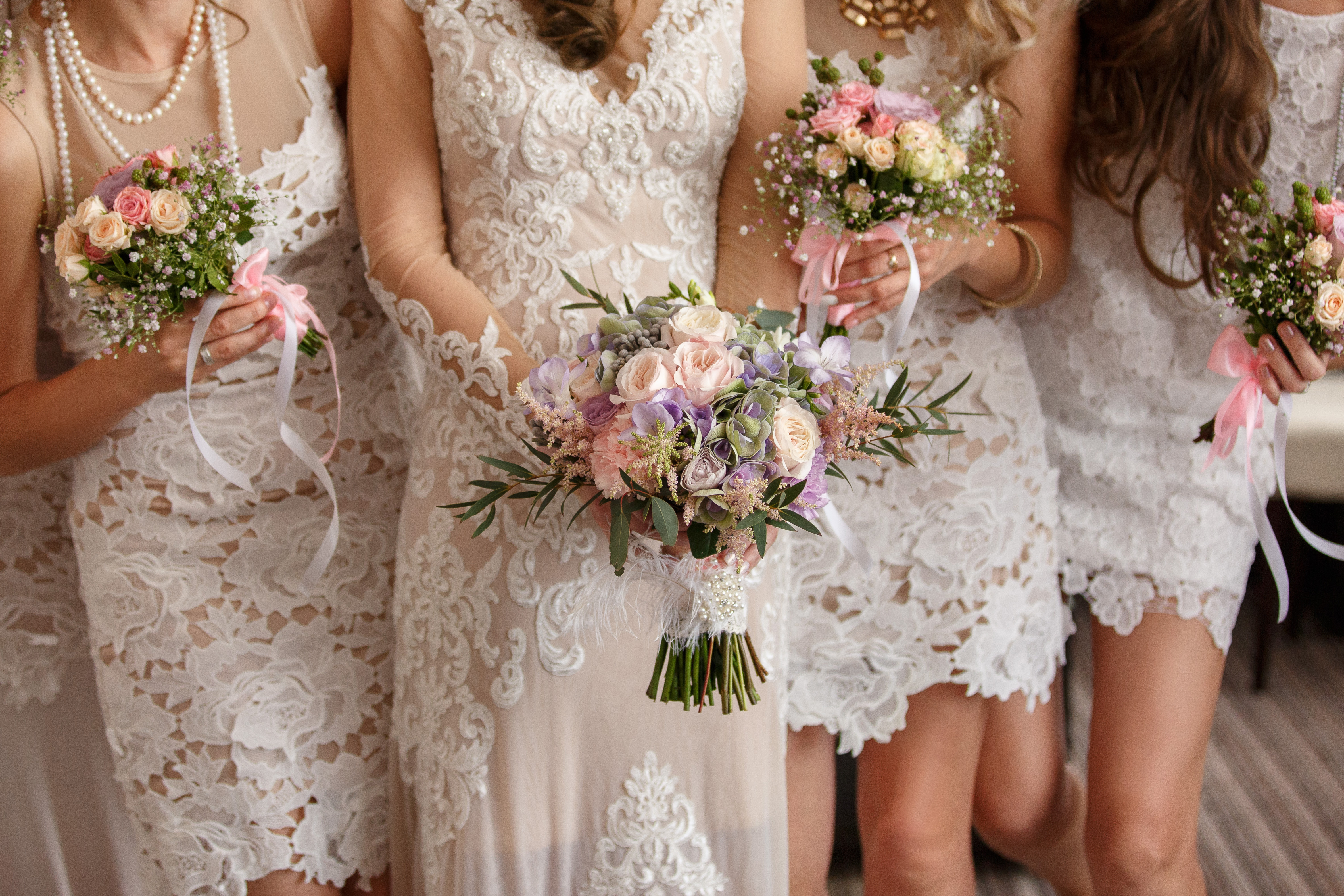 Bridal Party Customs and Traditions