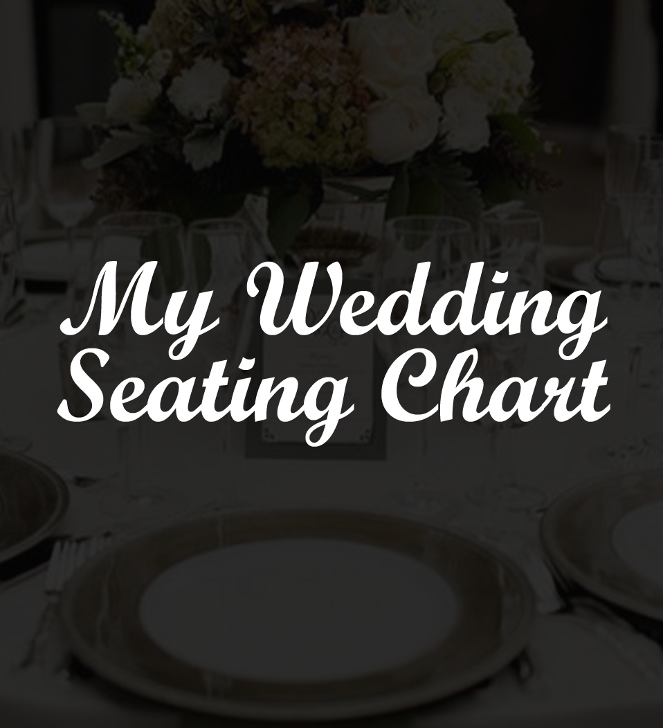 Tips for Managing Your Wedding Guests (With Free Seating Chart Template)